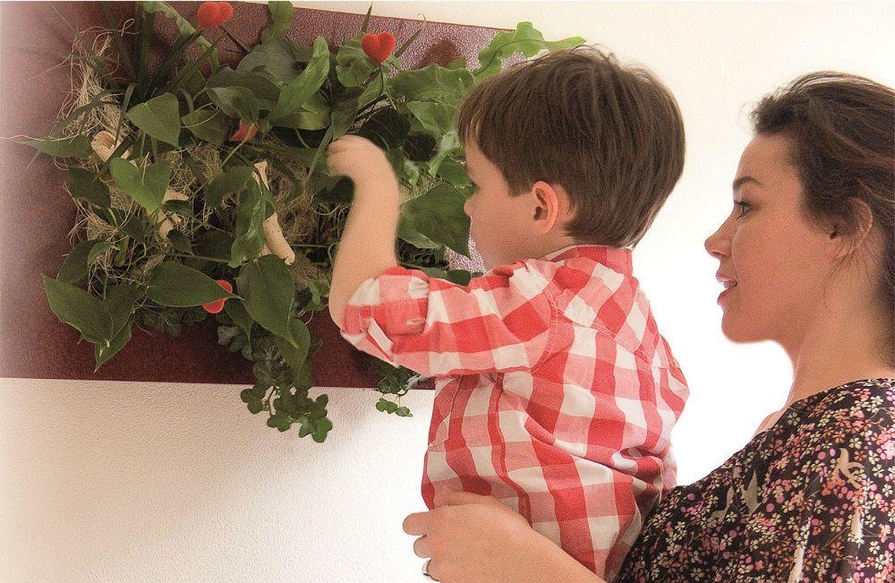Alla mamma dillo con un Flowerbox