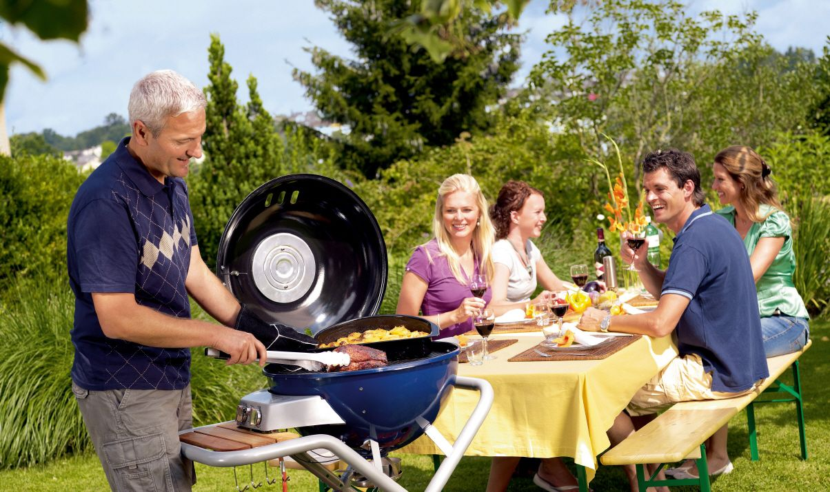 Tutti i segreti della cucina a barbecue garden articoli for Design di casa all aperto