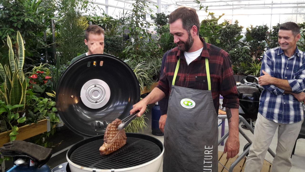 Maestro del BBQ - Step 1