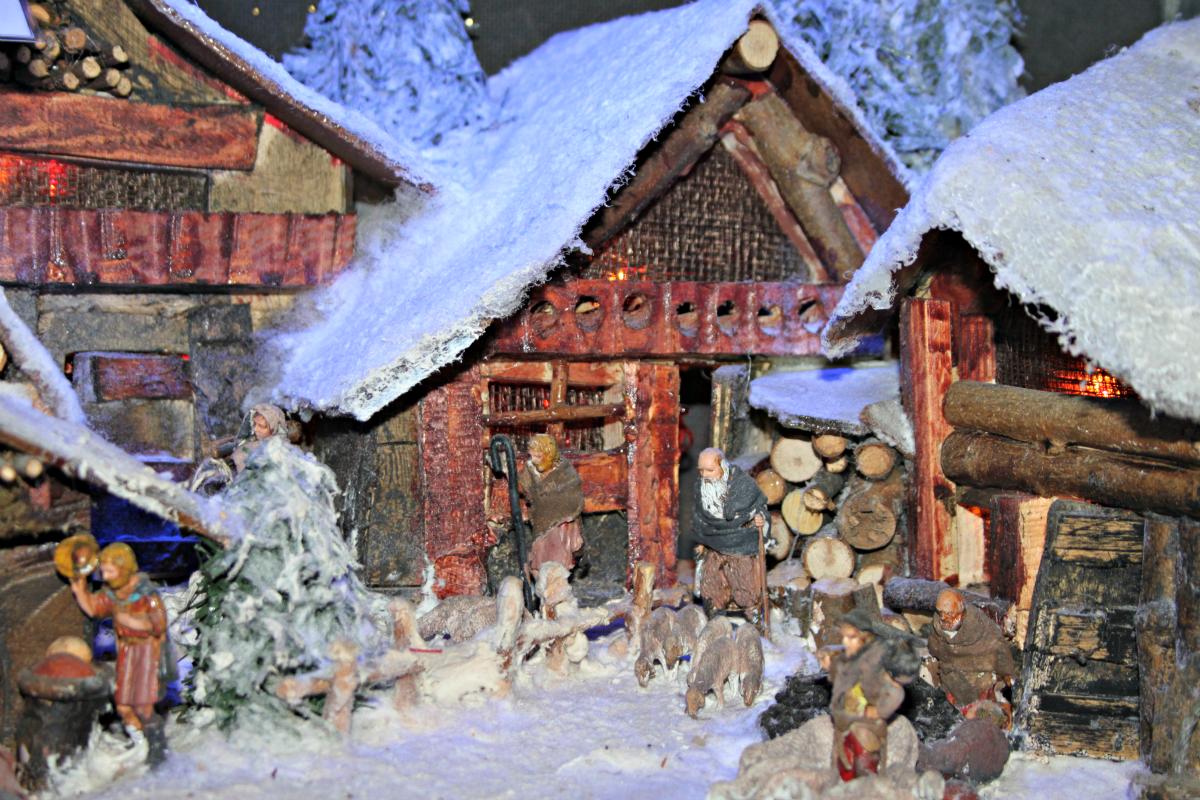 Villaggio di Natale 6