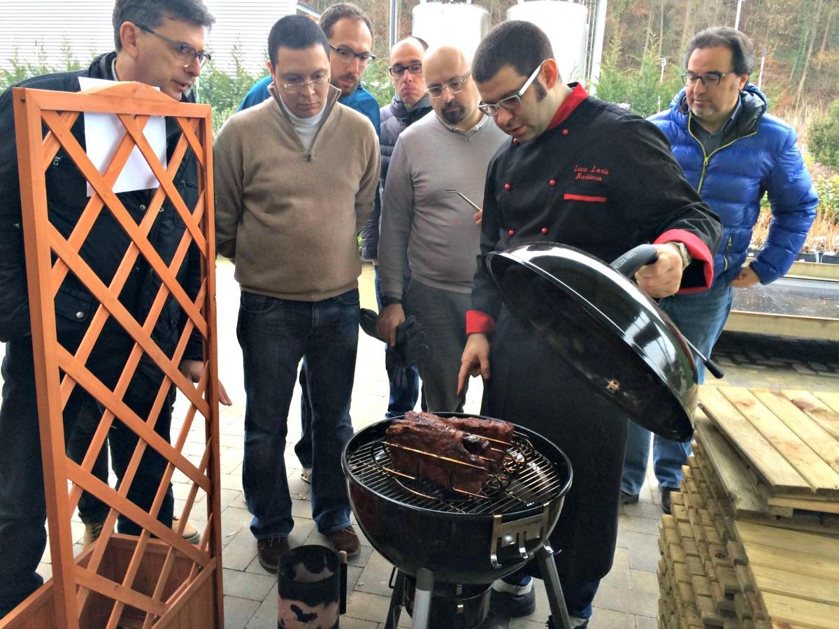 Corso Avanzato Barbecue 3° Step: le foto