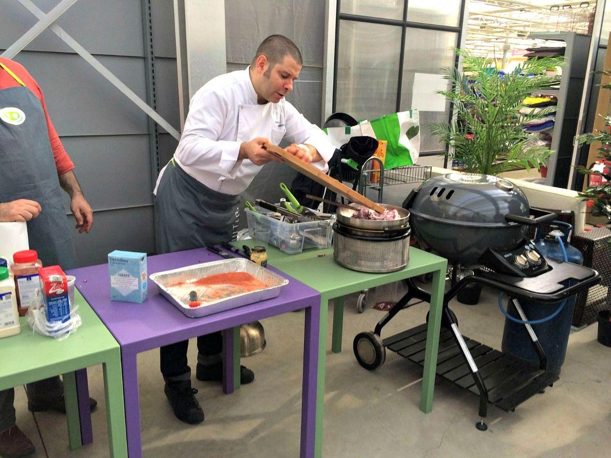 Maestri del Barbecue: la seconda lezione