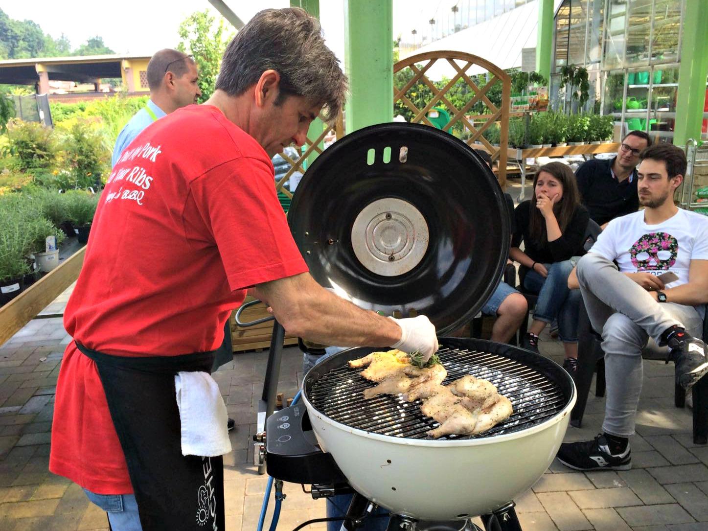 Maestri del barbecue: prima lezione