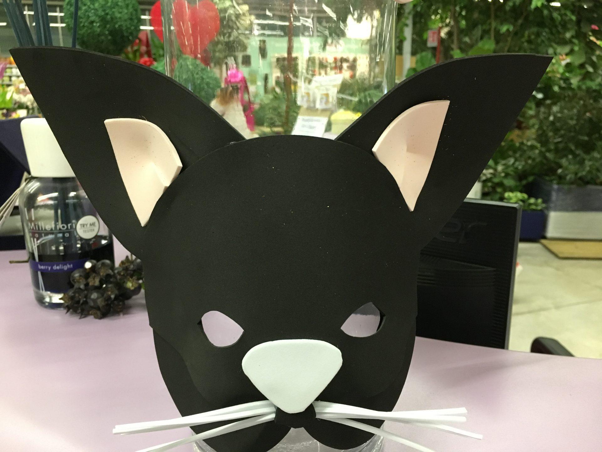 Creati vale crea la tua maschera di carnevale garden - Crea la tua casa ...