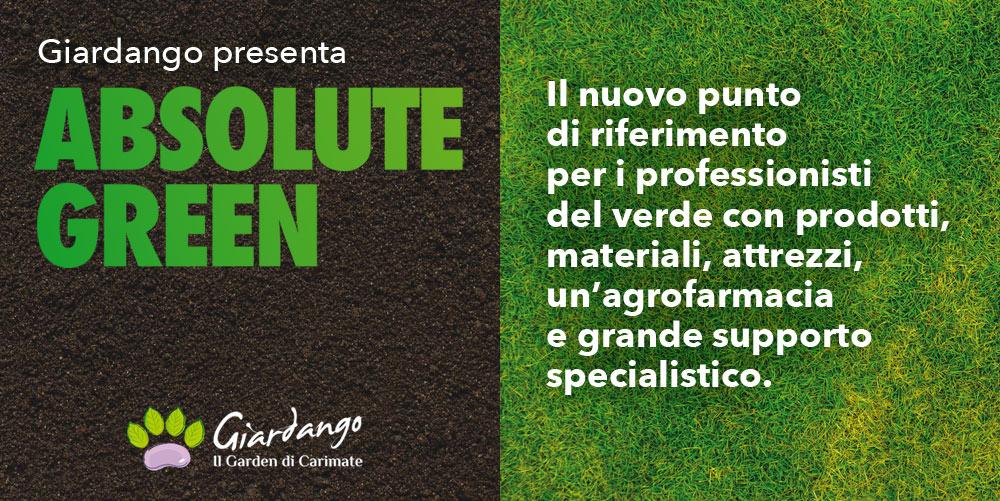 Absolute Green - L'agraria di Giardango