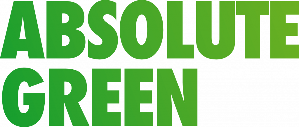 LOGO ABSOLUTE GREEN