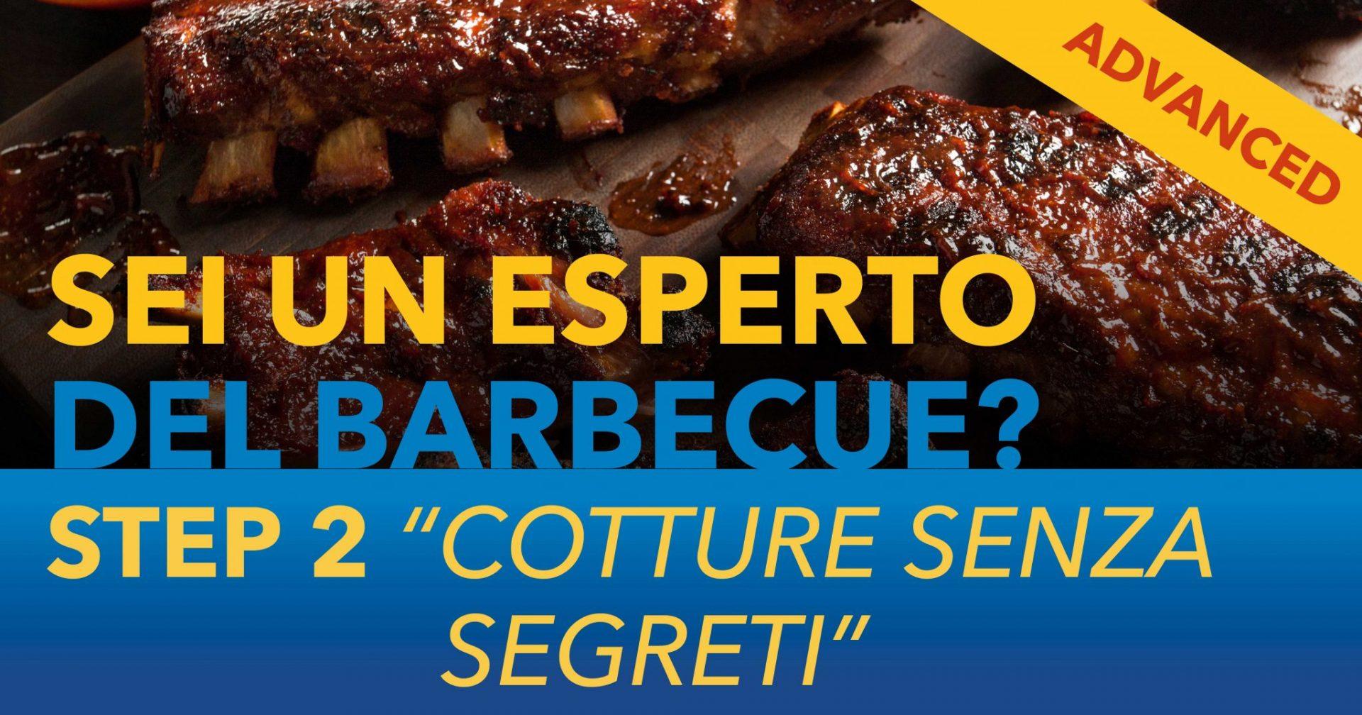 Corso Barbecue Avanzato - Diventa Pitmaster in 2 step