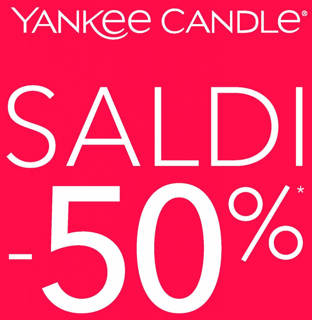 Yankee Candle - Saldi fino al 50%