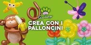 [RINVIATO]Laboratorio per bambini 'Crea con i Palloncini'
